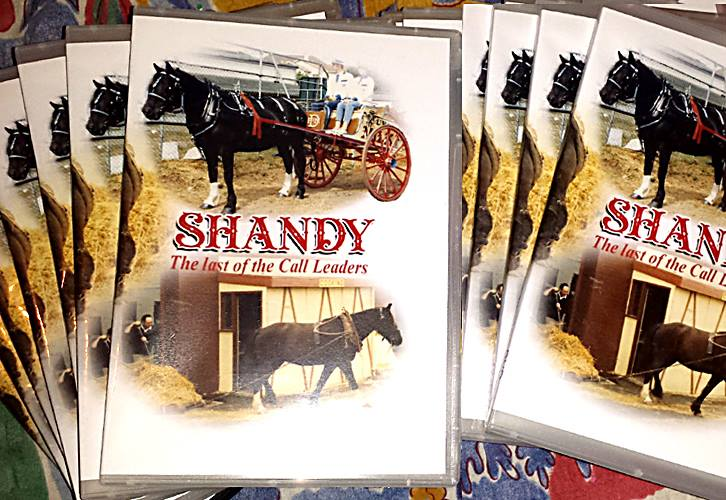 Shandy DVD The last of the call leaders